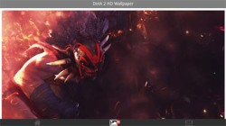 DotA Heroes 2 HD Wallpaper screenshot 4/6