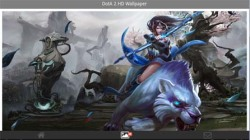 DotA Heroes 2 HD Wallpaper screenshot 6/6