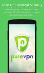 PureVPN App screenshot 1/6