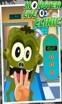 Monster Eye Clinic - Kids Game screenshot 1/5