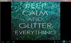 Glitter Wallpaper screenshot 5/5