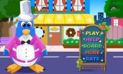 Penguin Restaurant Games screenshot 1/4