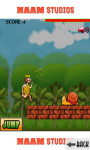 Forest Man Runner - Free screenshot 2/4