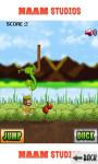 Forest Man Runner - Free screenshot 4/4