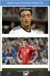 World Cup 2014 Best Player HD Wallpaper screenshot 3/6