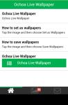 Ochoa Live Wallpaper screenshot 2/5