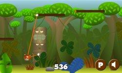 Monkie Jungle Sling screenshot 1/1