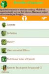 Benefits of Epazote screenshot 3/4