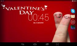 Happy Valentine Wallpaper screenshot 1/4