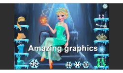 Dress Up Frozen Princess screenshot 2/3