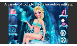 Dress Up Frozen Princess screenshot 3/3