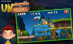 Unstoppable Heroes screenshot 2/3