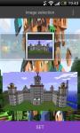 Minecraft Wallpaper HD free screenshot 1/4