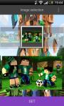 Minecraft Wallpaper HD free screenshot 4/4