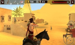 Clash of Egyptian Archers screenshot 2/6
