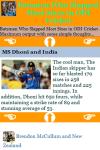 Batsmen Who Slapped Most Sixes in ODI Cricket screenshot 3/3