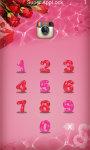 AppLock Theme Valentine Rose screenshot 1/2