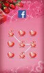 AppLock Theme Valentine Rose screenshot 2/2
