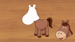 kids animal puzzle screenshot 6/6