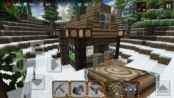 Winter Craft 3 Mine Build full screenshot 3/3