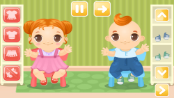 Baby Twins Care screenshot 2/3