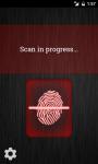 Lie Detector Fingerprint Scanner screenshot 2/3