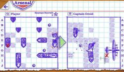 Sea Battle 2 entire spectrum screenshot 6/6