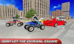 Police Quad Chase: 4x4 Sim screenshot 2/4