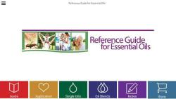 Ref Guide for Essential Oils total screenshot 2/6