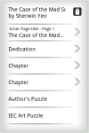 EBook - The Case of the Mad Scientist  screenshot 2/4