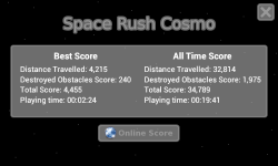 Space Rush Cosmo Lite screenshot 5/6