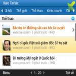 Xalo News screenshot 1/1