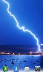 Lightning Storms Live Wallpaper screenshot 2/5