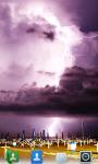 Lightning Storms Live Wallpaper screenshot 3/5