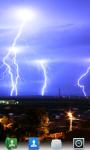 Lightning Storms Live Wallpaper screenshot 4/5