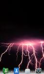 Lightning Storms Live Wallpaper screenshot 5/5