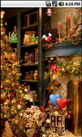 Merry Christmas Love Live Wallpapers screenshot 1/5