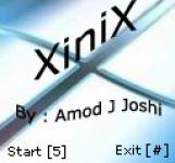 XiniX screenshot 1/1