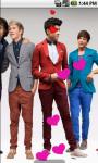 One Direction Cool Live Wallpaper screenshot 1/4