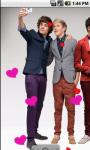 One Direction Cool Live Wallpaper screenshot 2/4
