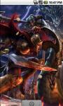 Medusa Battle Live Wallpaper screenshot 1/4