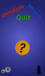 Useless knowledge - Quiz screenshot 1/5