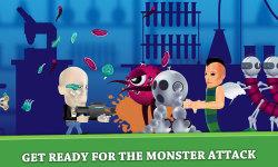 Monster Killer: Shooter Mayhem iOS screenshot 1/5