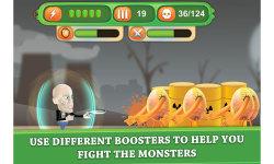 Monster Killer: Shooter Mayhem iOS screenshot 4/5