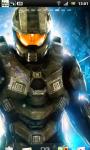 Halo Live Wallpaper 4 screenshot 1/3
