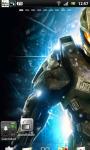 Halo Live Wallpaper 4 screenshot 2/3