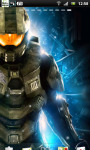 Halo Live Wallpaper 4 screenshot 3/3