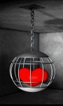 Heart In Cage Live Wallpaper screenshot 1/3