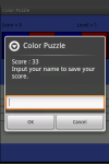 Color Puzzle Game screenshot 3/5