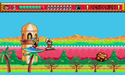 Asterix and the Power of The Gods screenshot 2/4